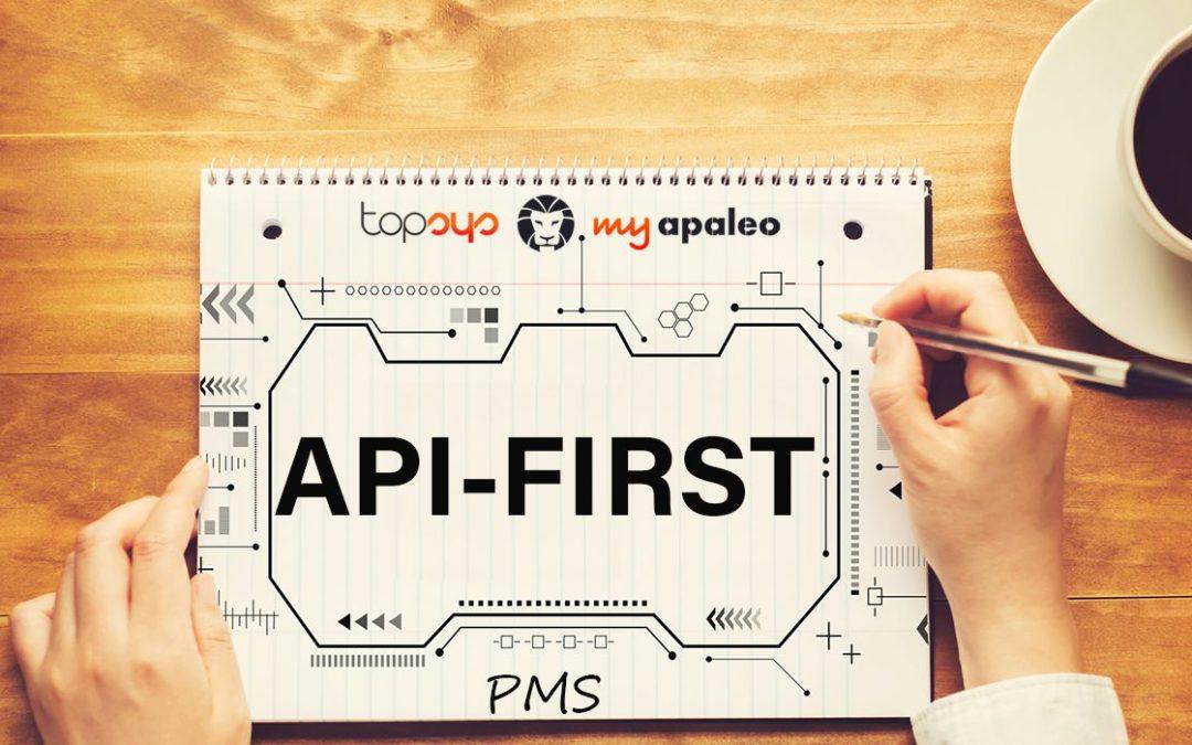 My apaleo, une nouvelle façon de penser votre PMS : l'approche API first
